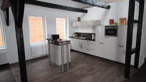 CoWorking fester Arbeitsplatz / Schreibtisch / Büro / Immobilie in Bremervörde - Küche