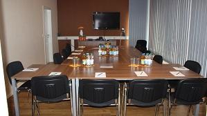 CoWorking fester Arbeitsplatz / Schreibtisch / Büro / Immobilie in Bremervörde - Konferenzraum