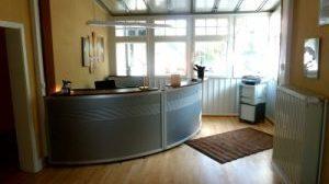 CoWorking fester Arbeitsplatz / Schreibtisch / Büro / Immobilie in Bremervörde - Empfang