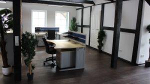 CoWorking fester Arbeitsplatz / Schreibtisch / Büro / Immobilie in Bremervörde - Arbeitsplatz