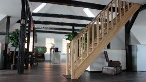 CoWorking fester Arbeitsplatz / Schreibtisch / Büro / Immobilie in Bremervörde - Räume